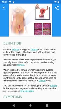 2 Schermata Malattie:sintomi, diagnosi,trattamento dei farmaci