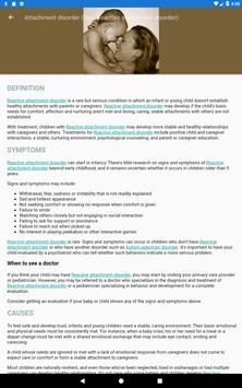 질병 : 증상, 진단, 약물 치료 스크린샷 9