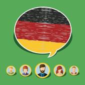 Learn German for Beginners - Free Audio Podcast icon