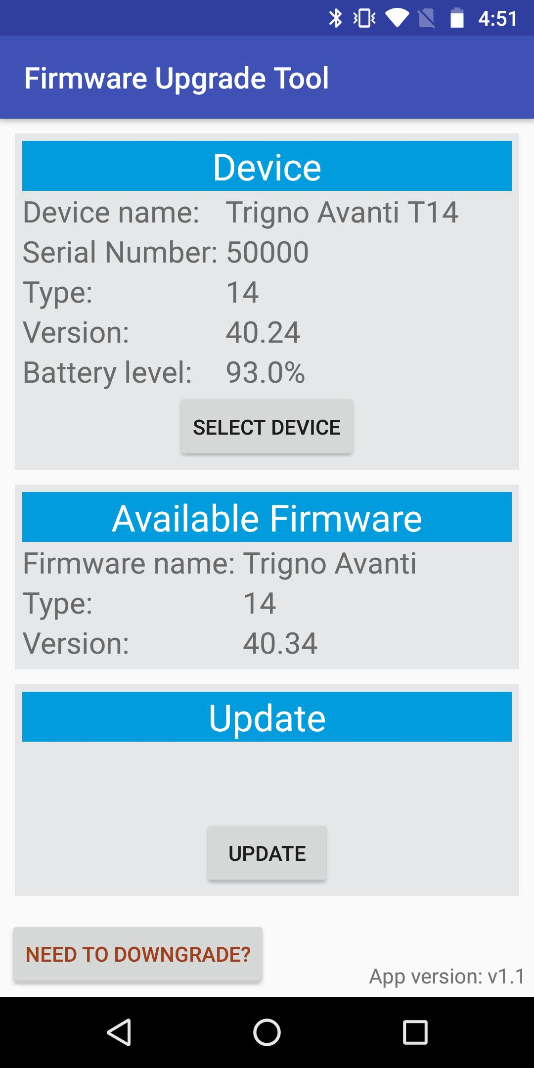 Firmware Upgrade Tool for Android - APK Download