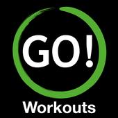 Go! Workouts アイコン