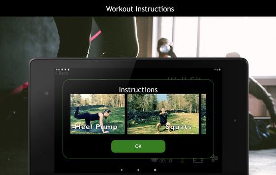Go! Workouts 스크린샷 11