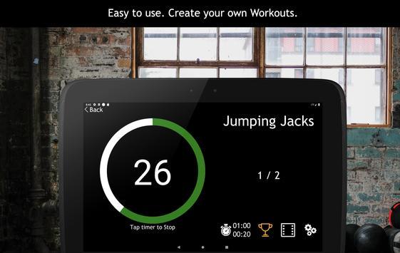 Go! Workouts 스크린샷 6