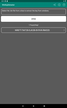 WinKeyExtractor screenshot 5