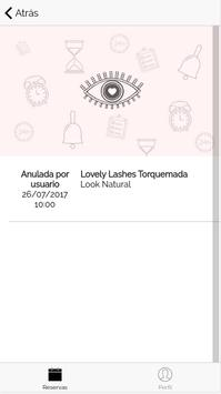 Lovely Lashes screenshot 4