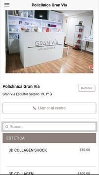 Policlínica Gran Vía poster