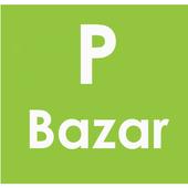 P Bazar icon