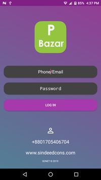 P Bazar poster