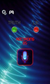 Lie Detector screenshot 1