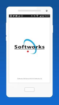 Softworks Self Service App poster