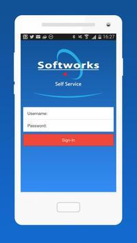 Softworks Self Service App screenshot 1