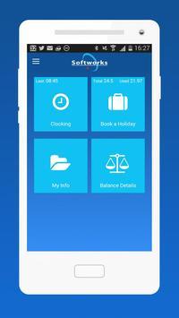 Softworks Self Service App screenshot 2