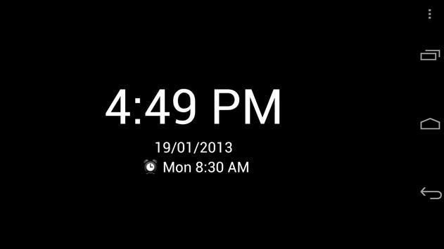 YANC - Yet Another Night Clock screenshot 2