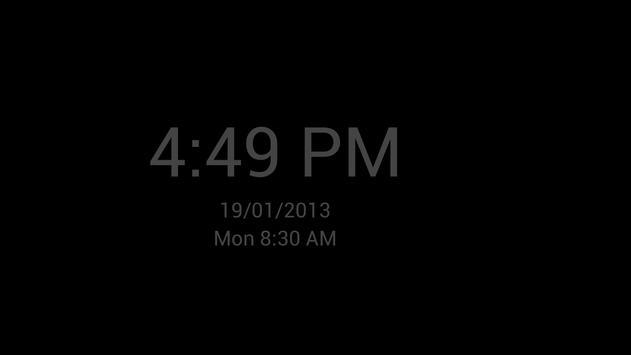 YANC - Yet Another Night Clock screenshot 3