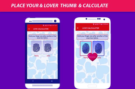 Real Love Calculator screenshot 2