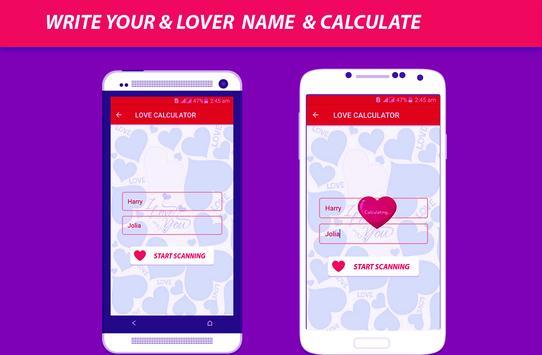 Real Love Calculator screenshot 3