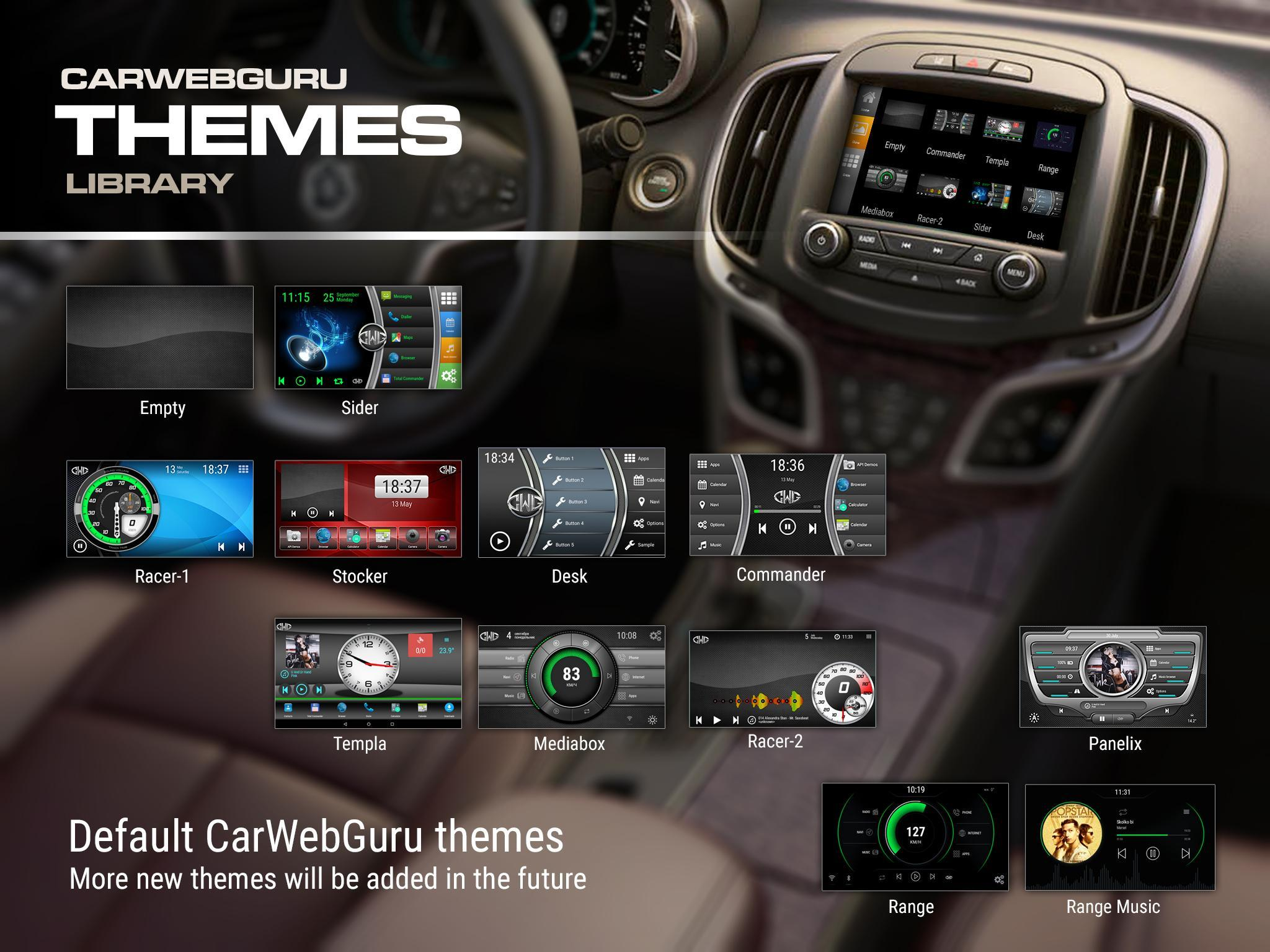 CarWebGuru for Android - APK Download