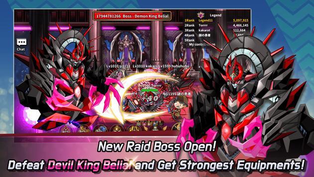 Hero Town Online : 2D MMORPG screenshot 3