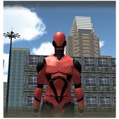 The Cop Super Hero icon