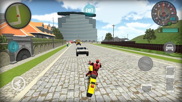 The Cop Super Hero screenshot 5