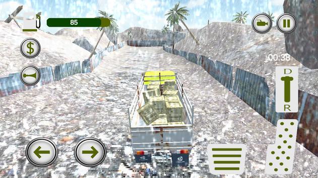 Real Cargo Truck Simulator screenshot 2