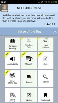 NLT Bible Offline 截圖 7