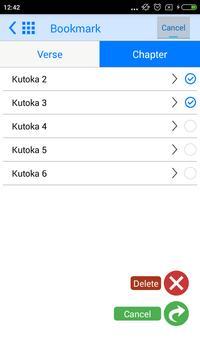 Swahili Bible Offline poster