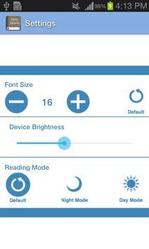 Swahili Bible Offline screenshot 22
