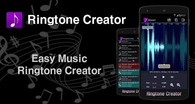 Ringtone Creator captura de pantalla 8