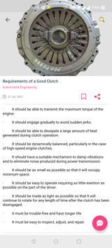 Mechanical Engineering screenshot 2