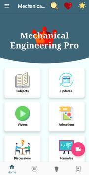 Mechanical Engineering Pro Cartaz