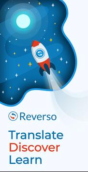 Reverso Translate and Learn poster