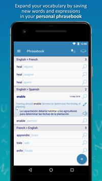 Reverso Translation Dictionary screenshot 3