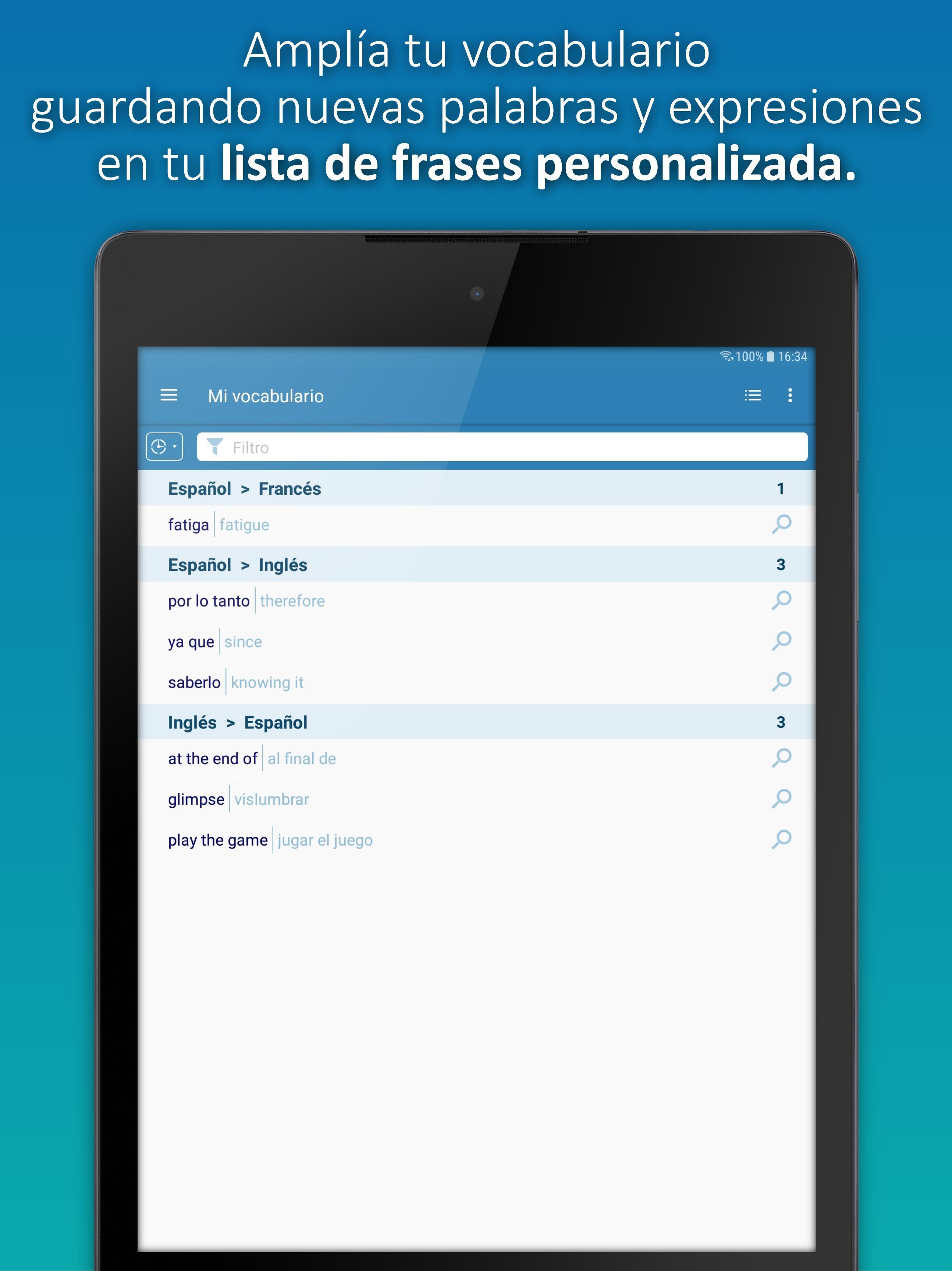 Reverso Traductor Diccionario For Android Apk Download