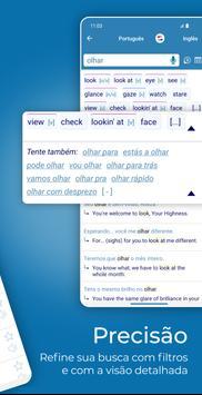 Reverso tradutor, dicionário imagem de tela 2