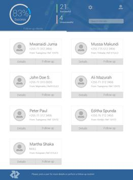 TRCMIS community client screenshot 1