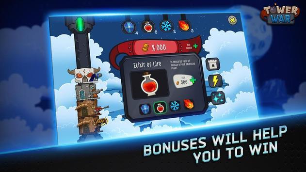 Tower War screenshot 3