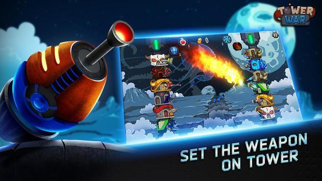 Tower War screenshot 1