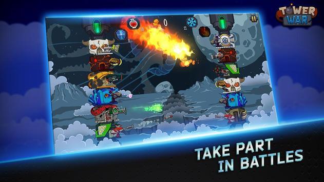 Tower War screenshot 2