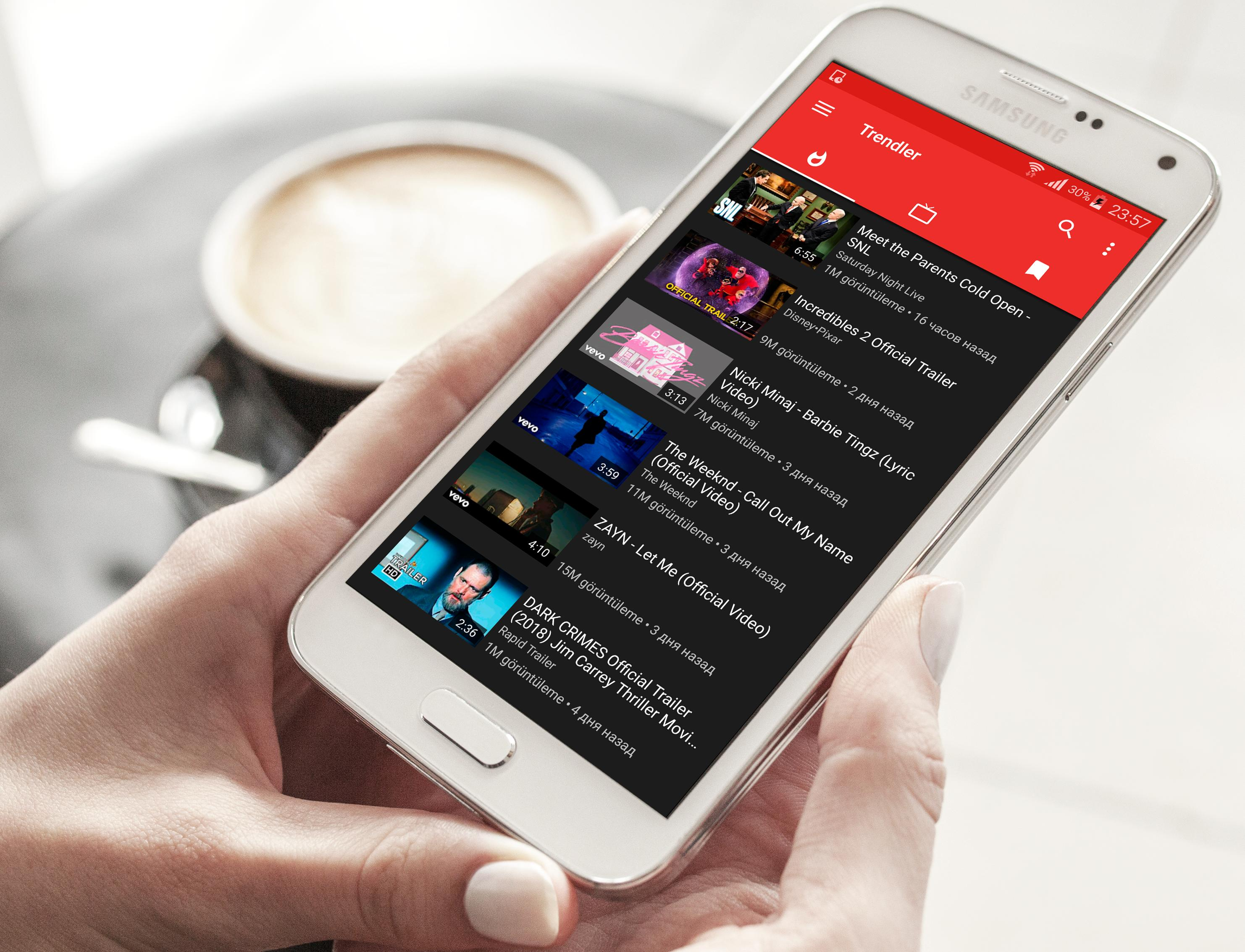 Y-Tube Play : Free Music Popup Youtube Player for Android