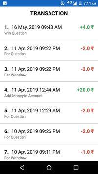 Quiz Casino Pro screenshot 2