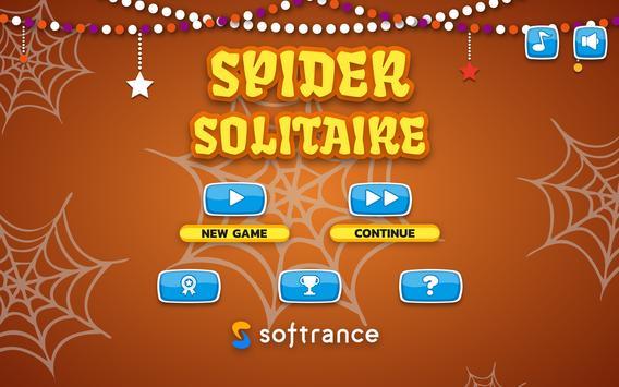Spider Solitaire screenshot 11