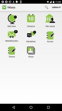 Vklass screenshot 2