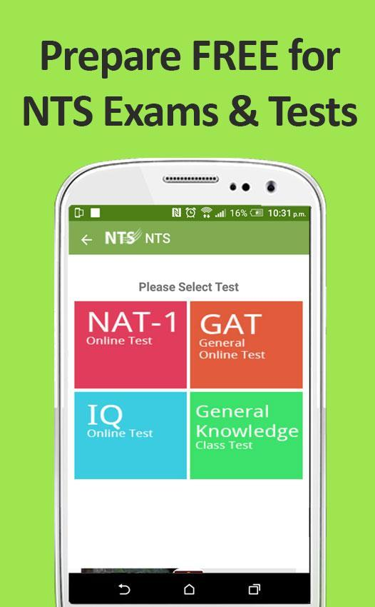 Nts Test Date Islamabad Police