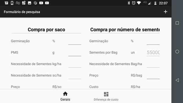 Formulário Pesquisa screenshot 1