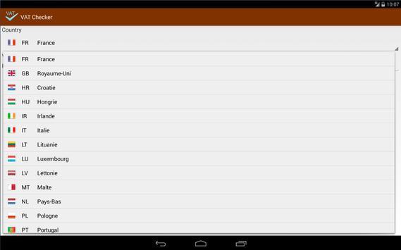 VAT Checker screenshot 4