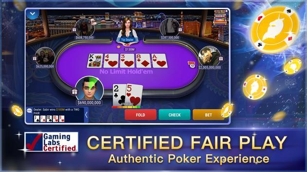 Sohoo Poker poster