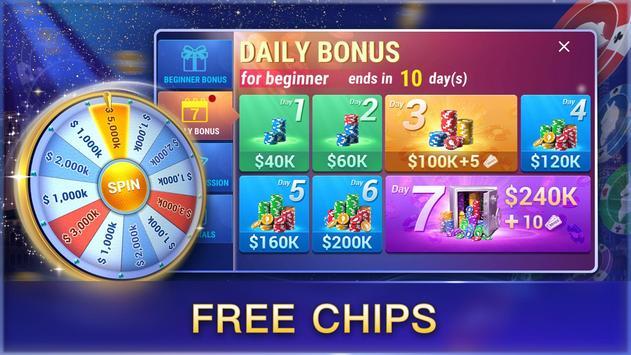 Sohoo Poker screenshot 5