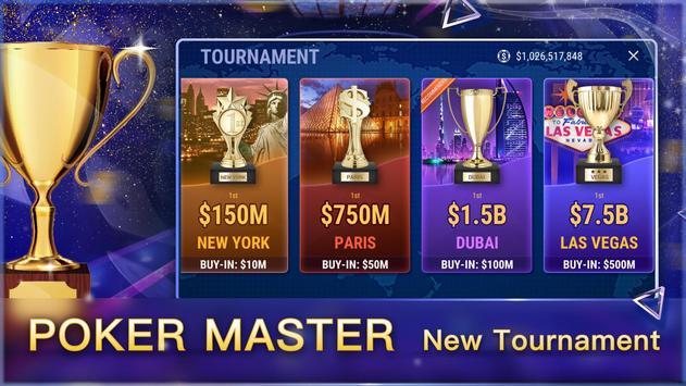 Sohoo Poker تصوير الشاشة 9