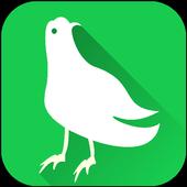 Richiami Uccelli Birdwatching icon